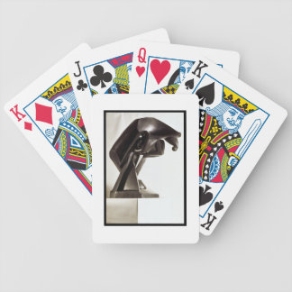 Greater Horse, 1914 (bronze) (see also 168727) Bicycle Playing Cards