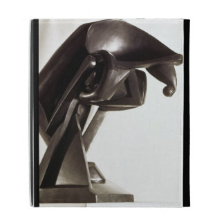 Greater Horse, 1914 (bronze) (see also 168727) iPad Folio Cases