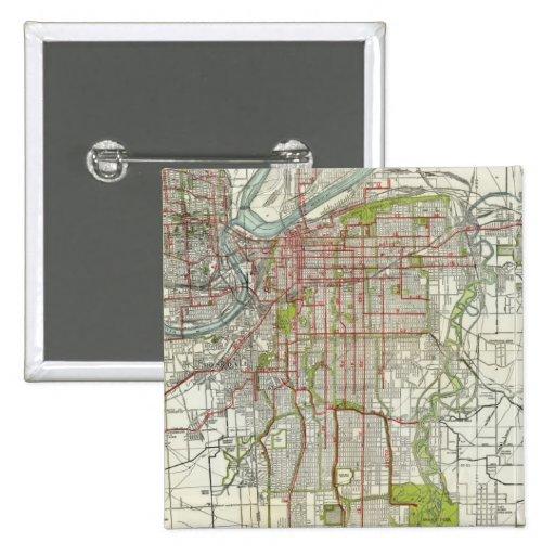 Greater Kansas City Buttons