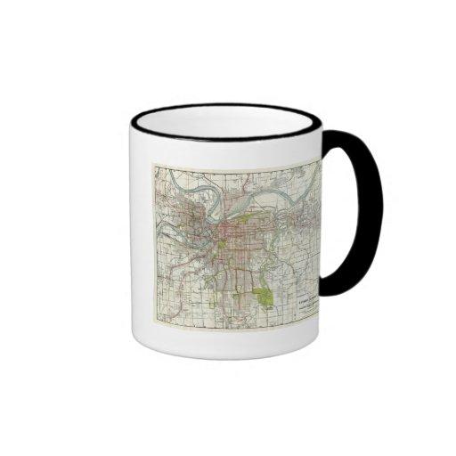 Greater Kansas City Coffee Mugs