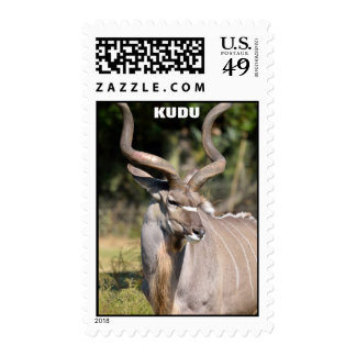 Greater Kudu Postage Stamps