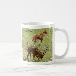 Greater Kudus Coffee Mug
