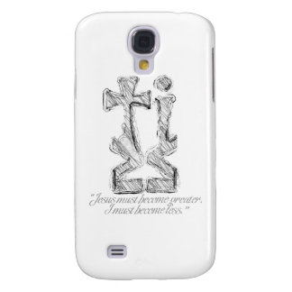Greater-Less John 3-30-C Galaxy S4 Cover