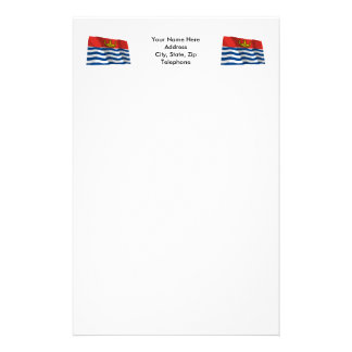 Greater London Waving Flag Stationery