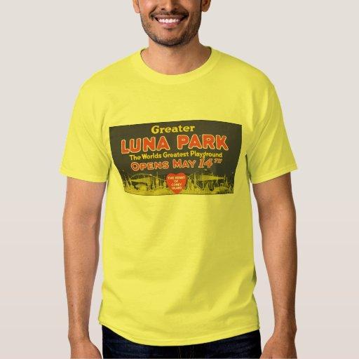Greater Luna Park Coney Island Tee Shirts