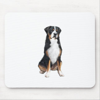 Greater Swiss Mountain Dog (A) Mouse Pad