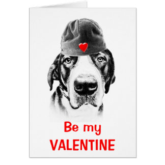 Greater Swiss Mountain Dog Card