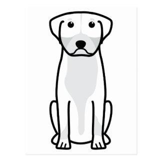 Greater Swiss Mountain Dog Cartoon Postcard