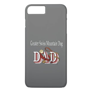 Greater Swiss Mountain Dog Dad Gifts iPhone 8 Plus/7 Plus Case