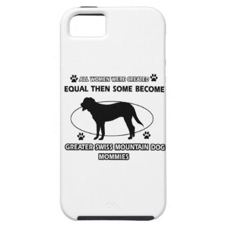 Greater swiss mountain dog designs iPhone 5 cover