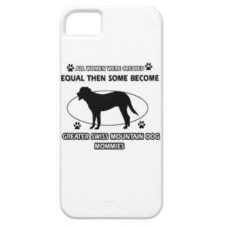Greater swiss mountain dog designs iPhone SE/5/5s case