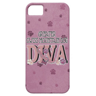 Greater Swiss Mountain Dog DIVA iPhone SE/5/5s Case