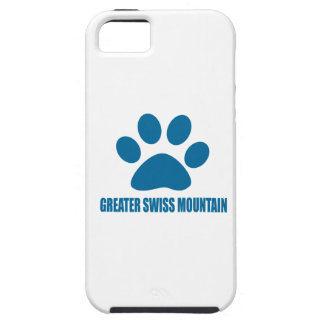 GREATER SWISS MOUNTAIN DOG DOG DESIGNS iPhone SE/5/5s CASE