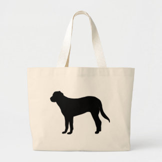 Greater Swiss Mountain Dog Gear Large Tote Bag