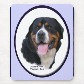 Greater Swiss Mountain Dog Gifts Mouse Pad