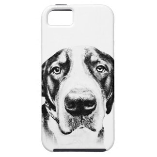 Greater Swiss Mountain Dog iPhone SE/5/5s Case