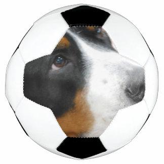Greater Swiss Mountain Dog Soccer Ball