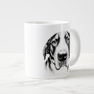Greater Swiss Mountain Dog 20 Oz Large Ceramic Coffee Mug