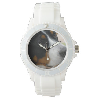 Greater Swiss Mountain Dog Wrist Watch