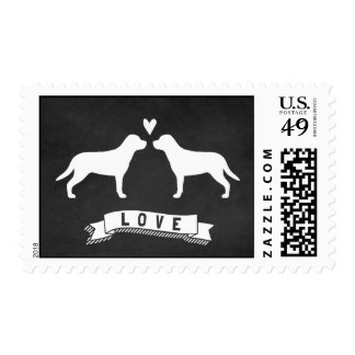 Greater Swiss Mountain Dogs Love Postage