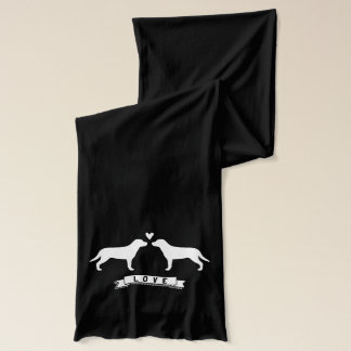 Greater Swiss Mountain Dogs Love Scarf
