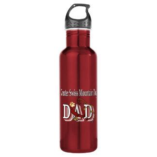 Greater Swiss Mtn Dog Dad 24oz Water Bottle