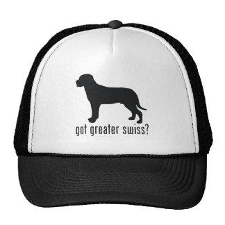 Greater Swiss Trucker Hat