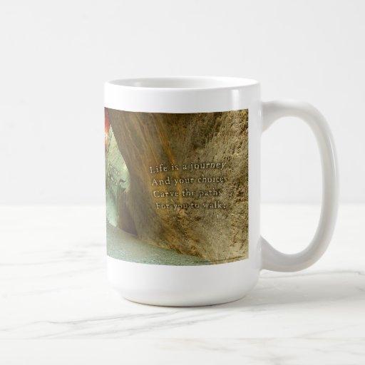 Greater Things Mug by Joseph James (Hartmann)