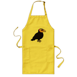 Greater Yellow-headed Vulture Long Apron