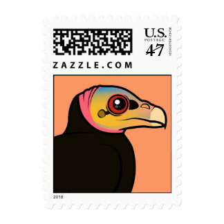 Greater Yellow-headed Vulture Stamp