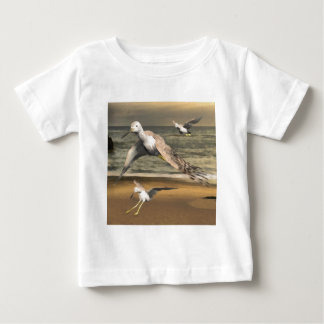 Greater Yellowlegs Baby T-Shirt