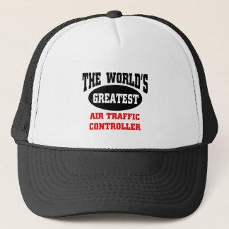 Greatest Air Traffic Controller Trucker Hat