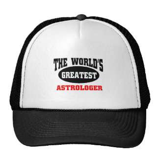 Greatest Astrologer Mesh Hat