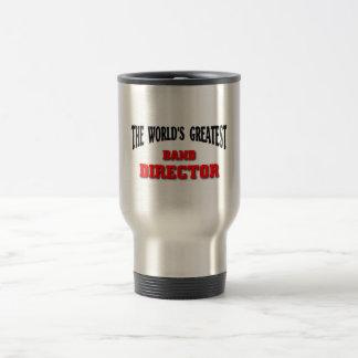 Greatest Band Director Travel Mug