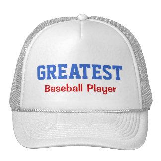 Greatest Baseball Player Trucker Hat