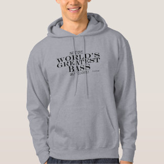 Greatest Bass Close Hoodie