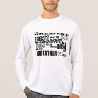 Greatest Best Godfathers Birthdays Christmas Shirts