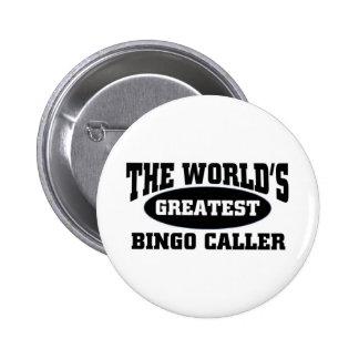 Greatest Bingo Caller Button