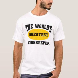 GREATEST BOOKKEEPER T-Shirt