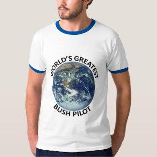 Greatest Bush Pilot T-Shirt