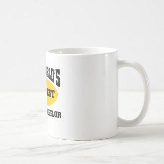 Greatest camp-counselor coffee mug