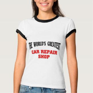 Greatest Car Repair Shop T-Shirt