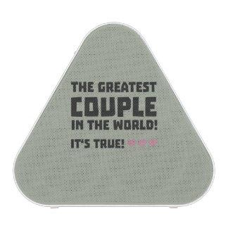 Greatest Couple in the world  Z5rz0 Bluetooth Speaker