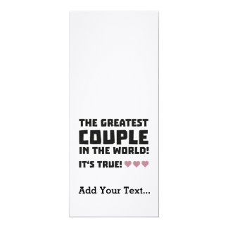 Greatest Couple in the world  Z5rz0 Card