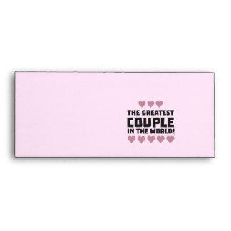 Greatest Couple Love Zg5qi Envelope