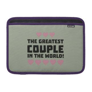 Greatest Couple Love Zg5qi MacBook Sleeve