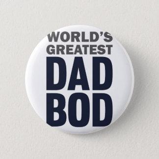 Greatest Dad Bod Button