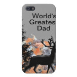 Greatest Dad Deer Case For iPhone 5