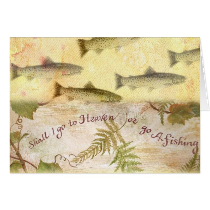 Greatest dad fathers day poem fishing greeting card zazzle for Is tomorrow a good day to go fishing