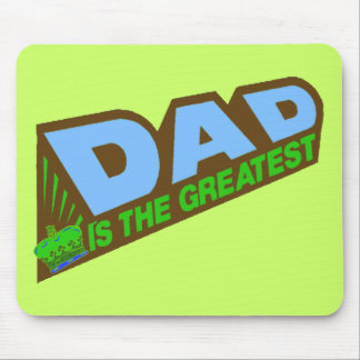 Greatest Dad Gifts For Him Mouse Pad